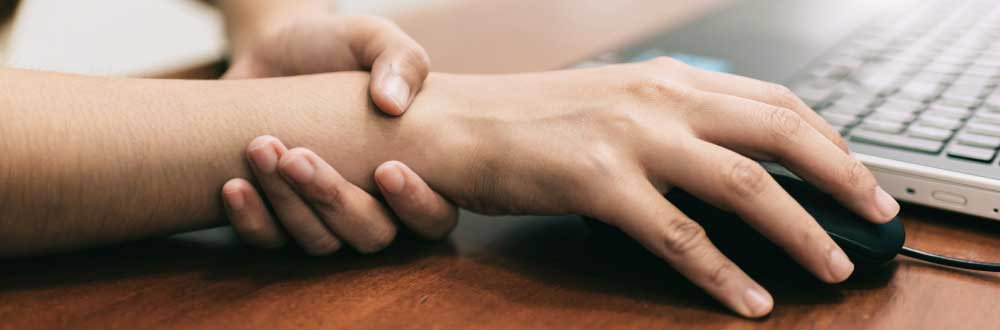 Get Relief for Carpal Tunnel Pain