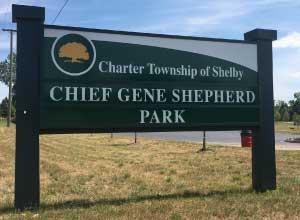 Chief Gene Shepard Park