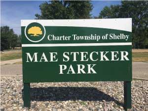 Mae Stecker Park